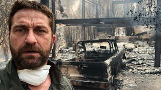 Video Miley Cyrus, Gerard Butler Among Stars to Lose Homes in California Wildfires download MP3, 3GP, MP4, WEBM, AVI, FLV November 2018