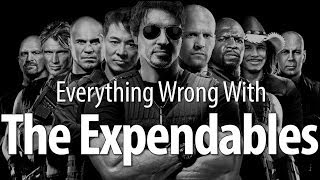 Everything Wrong With The Expendables In 8 Minutes Or Less