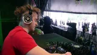 Kill Frenzy at Tomorrowland 2012