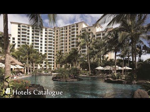 Marriott's Ko Olina Beach Club Hotel Tour  - Luxury Ko Olina, Hawaii Beach Resort