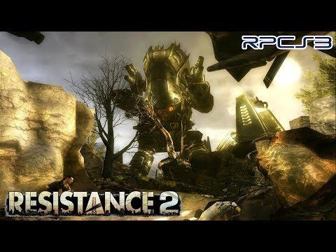 Resistance 2 (Vulkan) - RPCS3 Emulator 0.0.7-9227 - Sony PS3 - 동영상