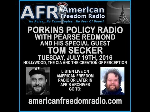 Porkins Policy Radio (AFR) Tom Secker- Chase Brandon, State entertainment, Turkey Coup