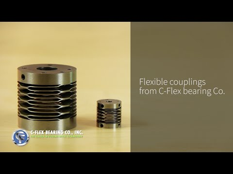 Flexible couplings from C-Flex bearing Co.