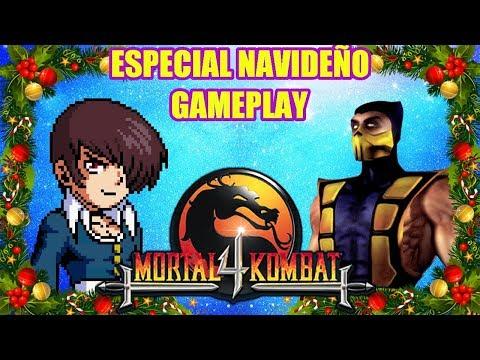 [Especial Navideño 2018] Mortal Kombat 4 -Scorpion- thumbnail