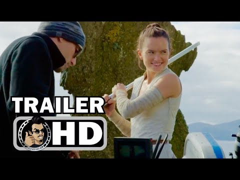 Download Youtube: STAR WARS: THE LAST JEDI Trailer Featurette - Training (2017) Daisy Ridley Mark Hamill Movie HD