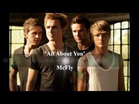 McFly  All About you lyrics HD