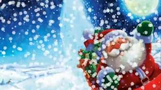 """Santa Claus is Comin"