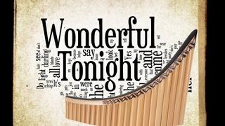 Wonderful Tonight   Pan Flute