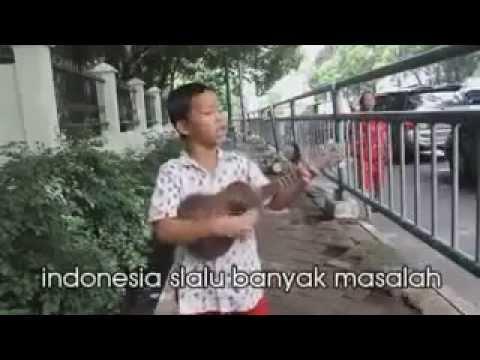 Lagu Jalanan (bukan lautan hanya kolam susu) Versi Musisi Jalanan
