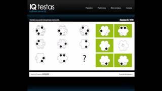 IQ testas