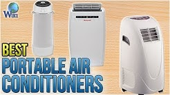 10 Best Portable Air Conditioners 2018