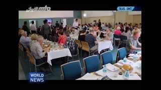 Thank you Dinner Ahmadiyya Muslim Youth South Australia
