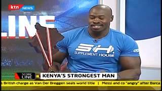 Kenya's strongest man winners | SCORELINE
