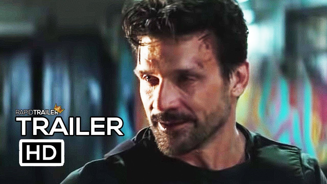 BLACK AND BLUE Official Trailer (2019) Frank Grillo ...