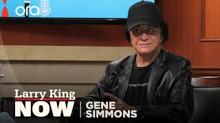 Gene Simmons On 'Kiss' Farewell Tour, Spotify, & Retirement