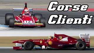 ferrari f1 cars at hockenheimring 312 b3 f1 91 643 f2002 f2008 f150
