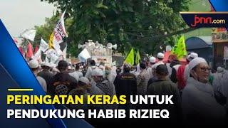 Satgas Covid-19 Peringatkan Pendukung Habib Rizieq - JPNN.com