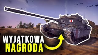 WYJĄTKOWA NAGRODA - Chieftain/T95 - World of Tanks