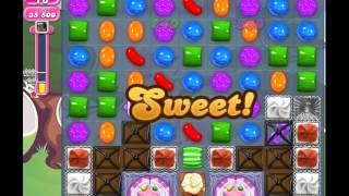 Candy Crush Saga Level 1143 (No booster, 3 Stars)