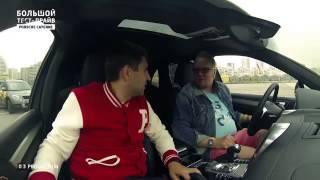Тест драйв автомобиля Porsche Cayenne