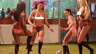 Repeat youtube video Women's Naked Soccer Championships 2013 HD