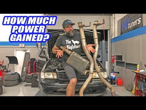 Are EXHAUST Modifications REALLY Worth It? Full Exhaust to O