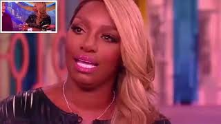 NENE LEAKES Deleted Scenes of RAVEN SYMONE, WHOOPI, and THE CAST OF THE VIEW THROWING SHADE