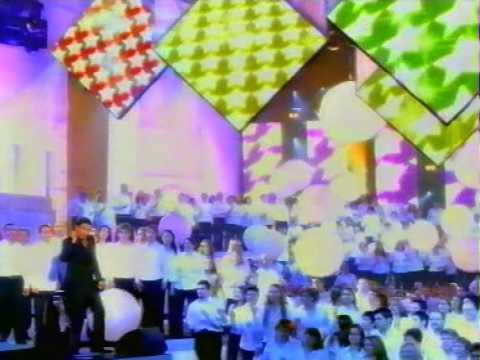 Dany Brillant & 500 choristes - Fly me to the Moon