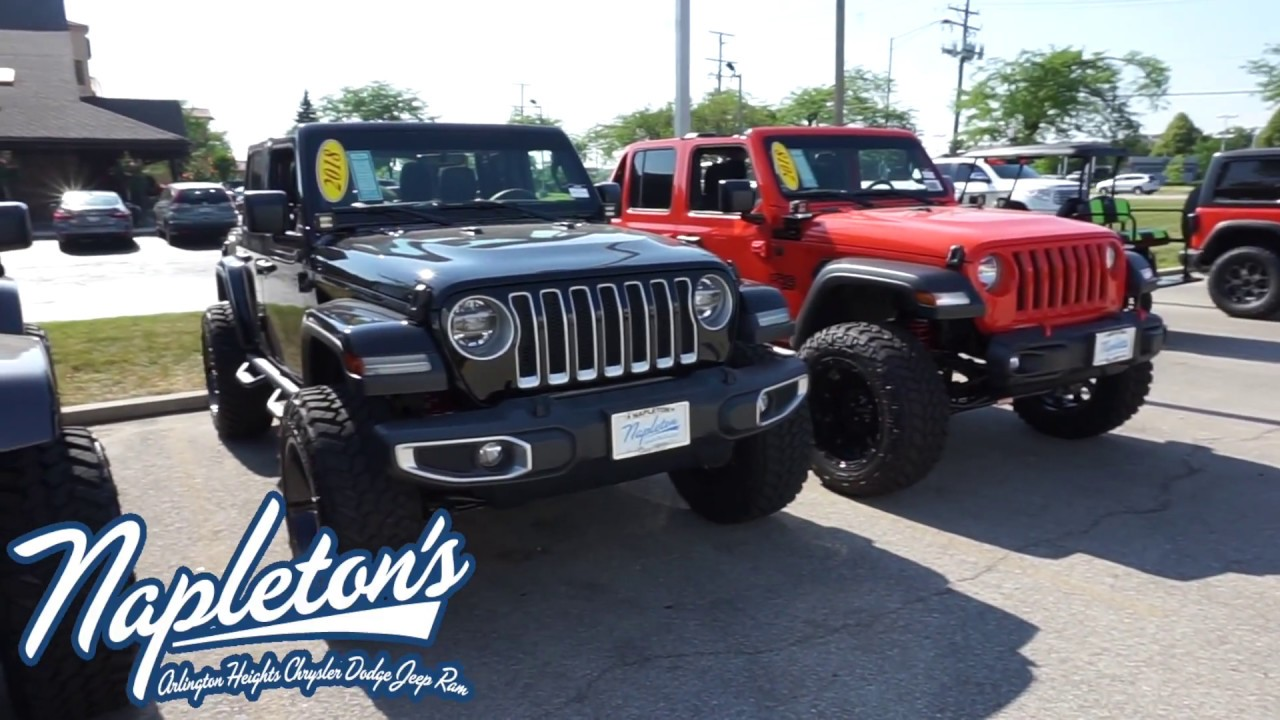 Lifted Jeeps For Sale >> Custom Jeeps Trucks Cars Arlington Heights Il