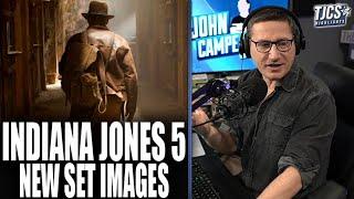 Indiana Jones 5 Set Pics Suggest Time Travel