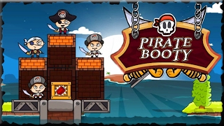 Pirate Booty Full Game Walkthrough All Levels