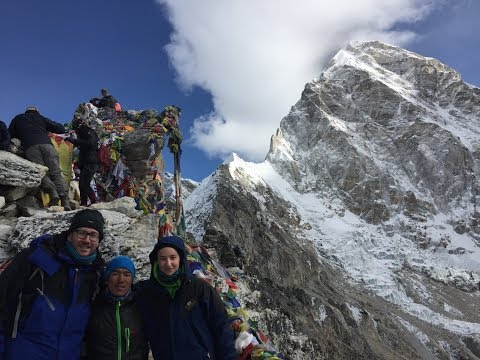 Everest Base Camp Trek, Nepal May 2017