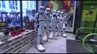Star Wars Day at Crocs 34st NYC