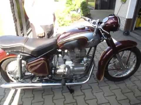 simson awo sport 1957r 247ccm youtube. Black Bedroom Furniture Sets. Home Design Ideas