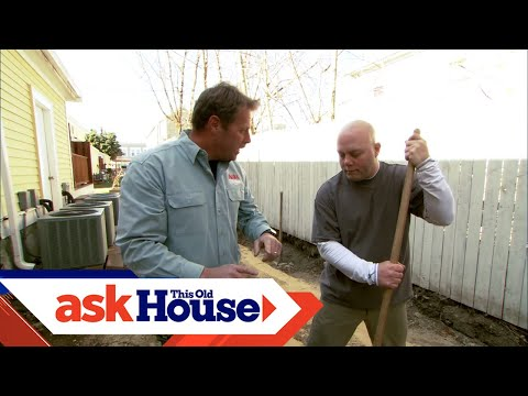 How to Install an Urban Bluestone Patio - YouTube
