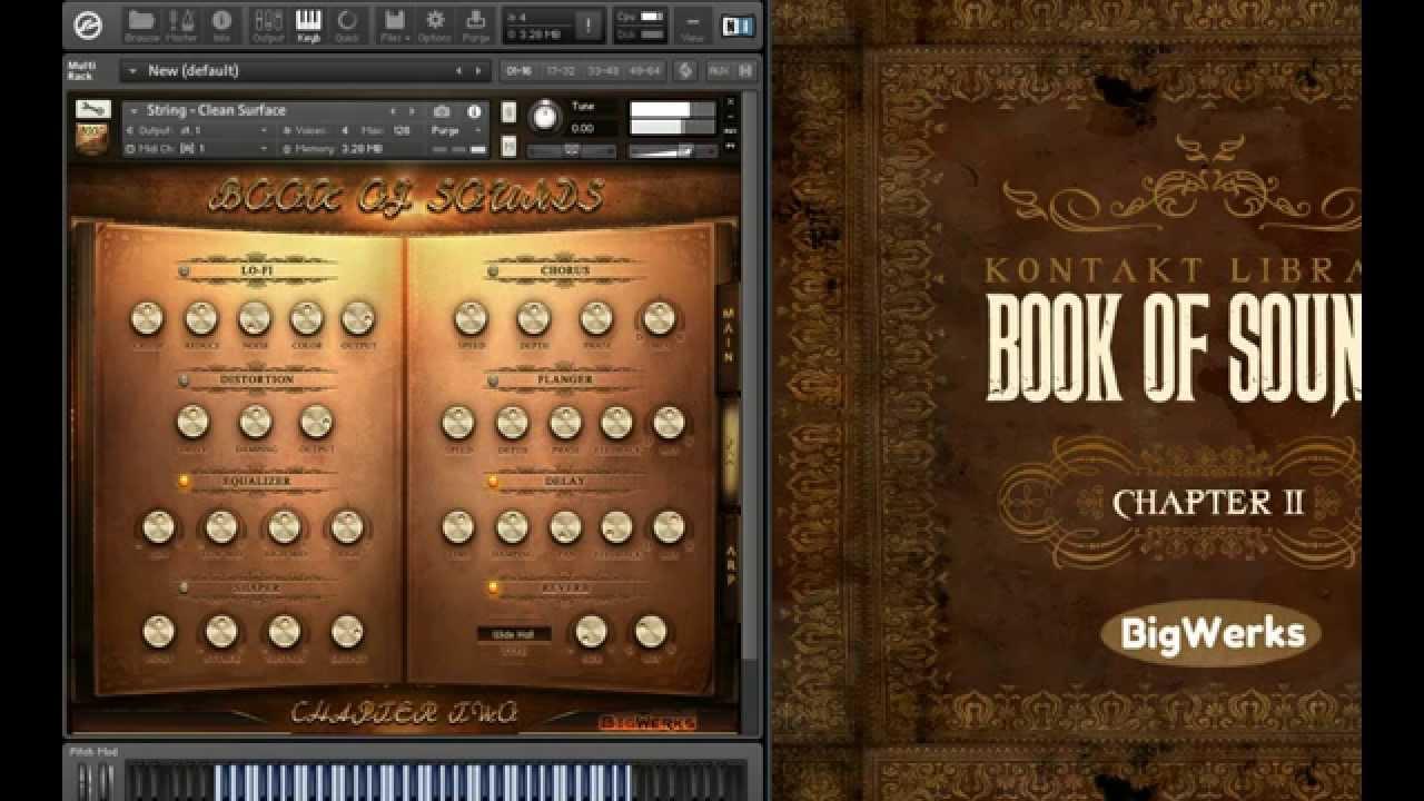 Bigwerks Book Of Sounds
