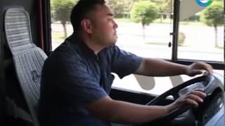 В Бишкеке можно отдохнуть в «Пати бусе»(По улицам Бишкека путешествует необычный автобус - «Пати-бус». Его можно взять в аренду и устроить там невер..., 2014-06-29T19:59:29.000Z)