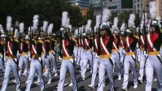 [9-28서울수복-국군의 날 시가행진]  군악대 - 사관생도 - 에어쇼