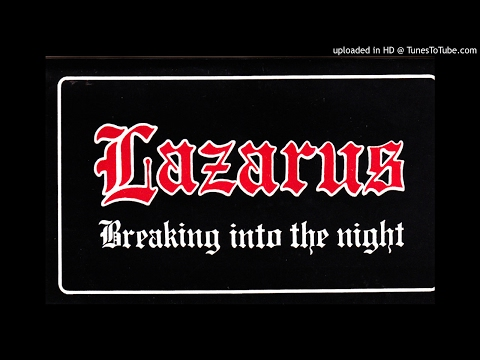Lazarus - Breaking into the Night (1985) Side 1 (Christian Metal Demo)