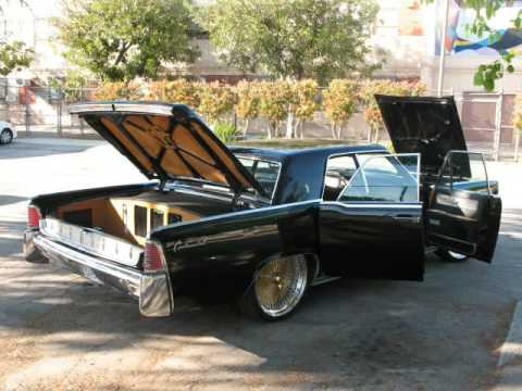 1963 Lincoln Continental Suicide King By Mg Motoring Video 10