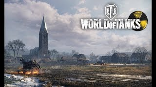 World of Tanks 136(G) Studzianki