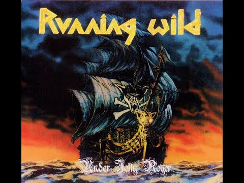 Running Wild - Under Jolly Roger (FULL ALBUM)