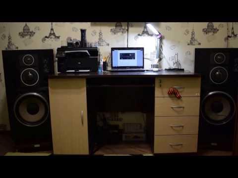 KENWOOD D-3000A + OTTO SX-P1 + VICTOR QL-Y5 (Deep Purple)