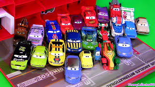 Cars2 Tomica Storage Carry Case Display 19 CARS Disney Pixar Takara Tomy Review by Funtoys thumbnail