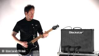 Blackstar ID:Core 100 and 150 Effects Section Demo - PLAY:LIVE:LOUD