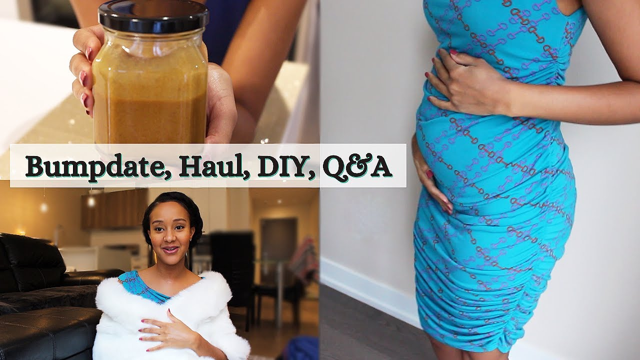 ♡Bumpdate 16 semaines,Try on Haul JJ's House, DIY miel au gingembre, FAQ♡