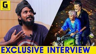 Rajini sir bike la katti pudichadhu vera level – Kaala Beemji | Pa Ranjith | Samuthirakani | Dhanush