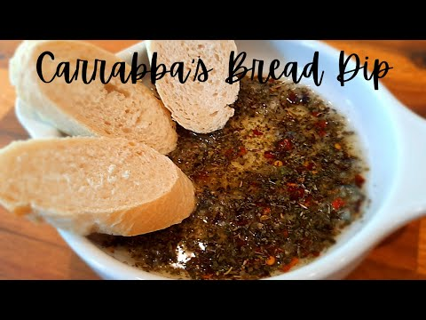 bread dipping spice