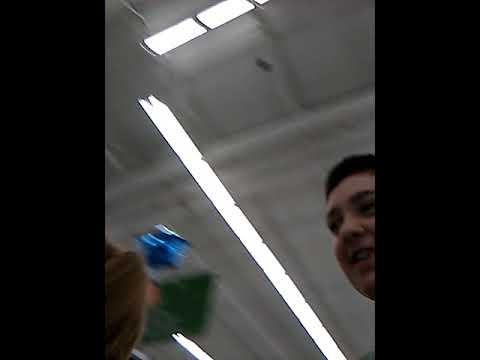 Wal-Mart trip
