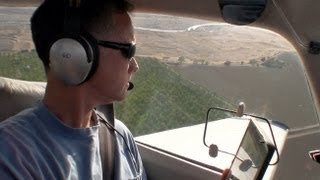 UC Davis Newswatch: Methane Plane